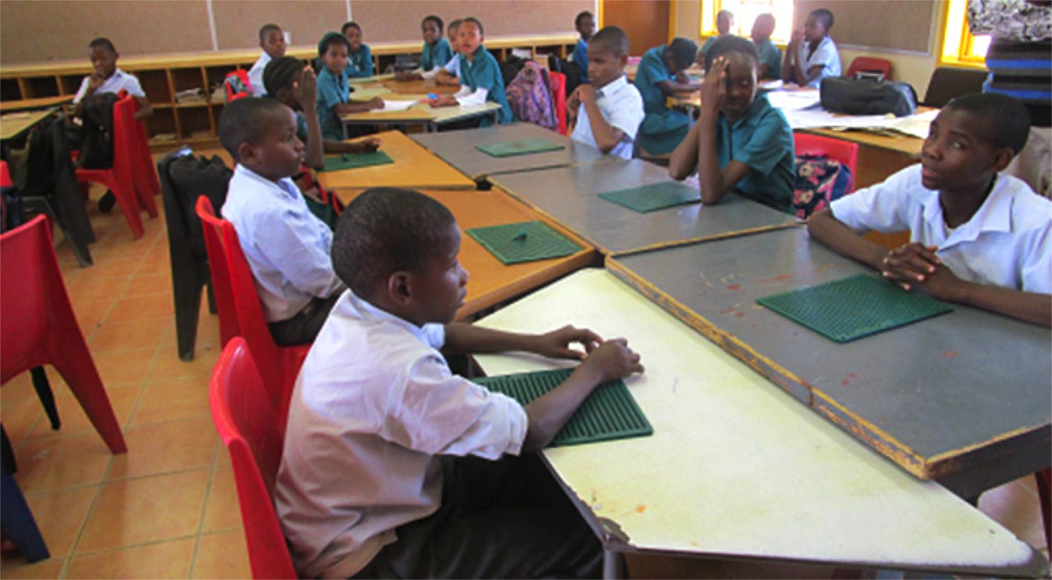 klas in uganda