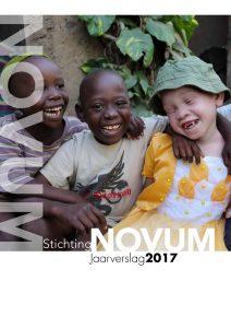 Omslagfoto van het jaarverslag 2017