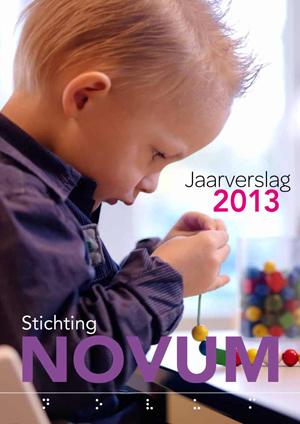 Omslagfoto van het jaarverslag 2013