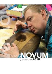 Omslagfoto van het jaarverslag 2018