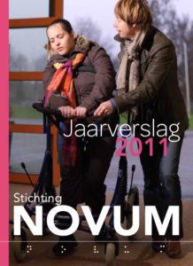 Omslagfoto van het jaarverslag 2011